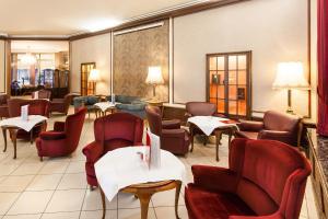 Lounge oder Bar in der Unterkunft Centro Hotel National Frankfurt City