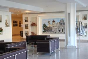 Hall o reception di Catania International Airport Hotel