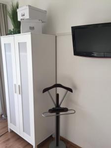 TV/Unterhaltungsangebot in der Unterkunft Ferienwohnung im Herzen von Bremen