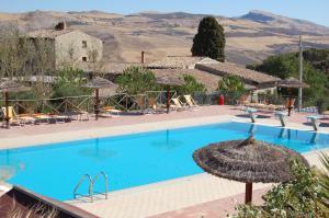 The swimming pool at or near Agriturismo Monaco Di Mezzo