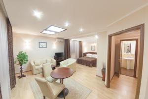 Гостиная зона в Улан-Удэ Парк Отель