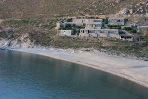 A bird's-eye view of Coco-Mat Eco Residences Serifos