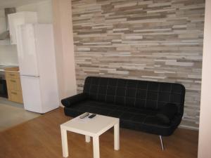 A seating area at La Casa de Lara