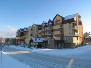 Hotel Bansko зимой