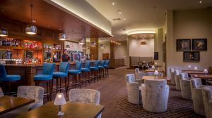 A restaurant or other place to eat at Loughrea Hotel & Spa