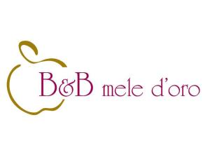 The logo or sign for the bed & breakfast