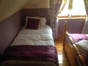 A bed or beds in a room at Country House B@b