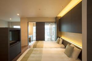 Area soggiorno di Hotel Keihan Kyoto Grande