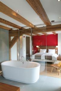 Ein Badezimmer in der Unterkunft Texel Suites