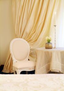 Coin salon dans l'établissement Hotel Moliceiro