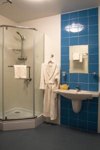 Ванная комната в Малетон Отель (Анохина)