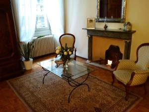 Area soggiorno di Antica Dimora