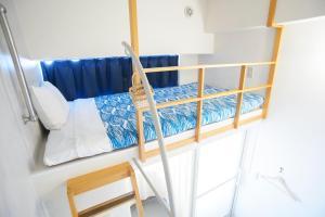 호텔 스토크 객실 이층 침대