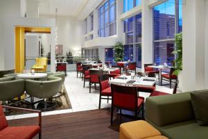 A restaurant or other place to eat at Delta Hotels by Marriott Ottawa City Centre