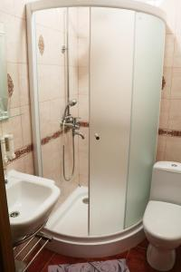 A bathroom at VitaPark Solnechniy Provans