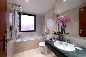 Ένα μπάνιο στο Exe Vienna