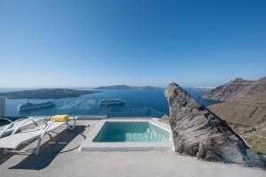 Πισίνα στο ή κοντά στο Ξενοδοχείο Καίτη