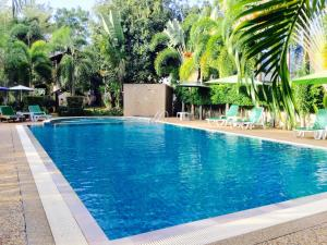 The swimming pool at or near Thip Residence Boutique Hotel