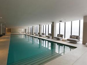 A piscina em ou perto de Montebelo Vista Alegre Ílhavo Hotel