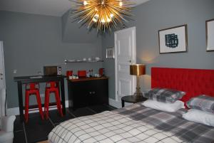 A room at Montpellier House
