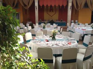 Salones de banquete en el hotel