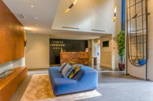 The lobby or reception area at Vincci Liberdade