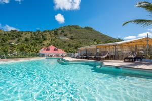 The swimming pool at or near Grand Case Beach Club