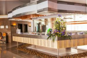 Лобби или стойка регистрации в Apartamentos Gema Aguamarina Golf