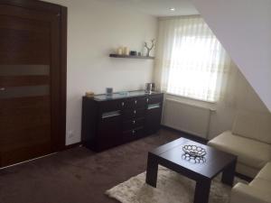 Kuchnia lub aneks kuchenny w obiekcie Apartment A'la Karol