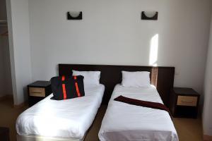Hébergement de l'établissement Hotel Les Bénédictins