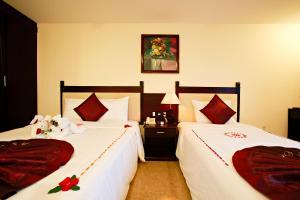 A room at Serene Shining Hotel & Spa