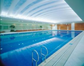 The swimming pool at or near Nakano Sunplaza Hotel