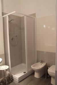 A bathroom at Sogni d'Assisi