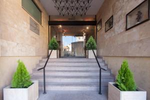 The facade or entrance of Silken Rona Dalba