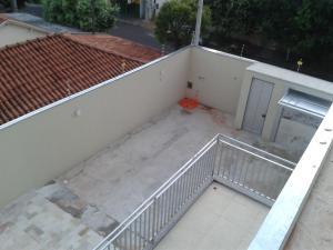 Uma varanda ou terraço em Vem Pra Cá