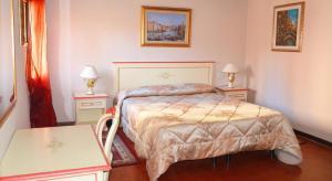 Cama ou camas em um quarto em B&B Best Holidays Venice