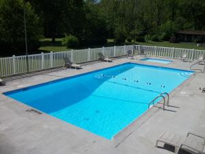 The swimming pool at or near Two Rivers Lodge