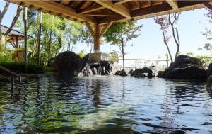 The swimming pool at or close to Ishiuchi Yung Parunas