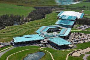 A bird's-eye view of Hilton at St George's Park
