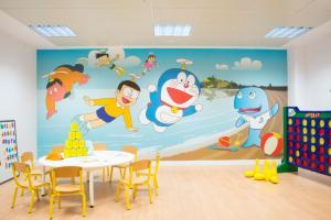Club infantil en Aparthotel Acualandia