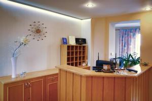 Lobby alebo recepcia v ubytovaní Penzion Tofi
