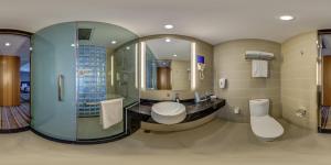 Ванная комната в Holiday Inn Express Ordos Dongsheng