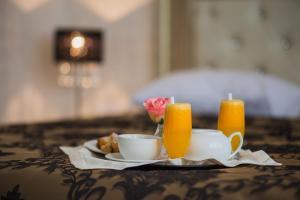 Завтрак для гостей Hotel RING