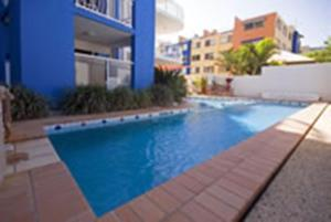The swimming pool at or near Myconos Resort
