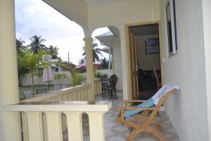 Балкон или терраса в My Ozi Perl New Creole Villas