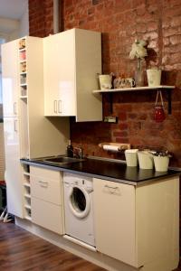 Кухня или мини-кухня в Проворный Верблюд