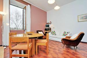 Area soggiorno di Gessi Halldis Apartment