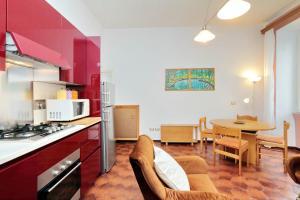 Cucina o angolo cottura di Gessi Halldis Apartment