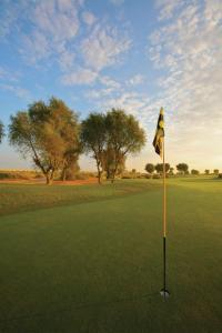 Fasilitas golf di hotel