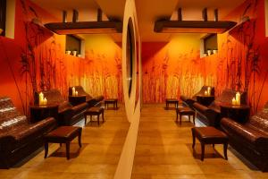 Гостиная зона в Hotel Ventus Natural & Medical Spa